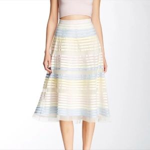 FC Pastel Ribbon skirt